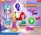 Kristal Prenses Heykel Dükkanı