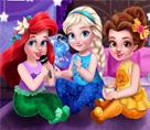 Küçük Prenseslerin Pijama Partisi