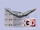 Kuş Gibi Uç 3d