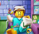 Lego Adamı Tedavi Et