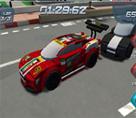 Lego Araba Yarışı 3d