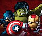 Lego Avengers 3d