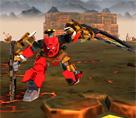 Lego Bionicle 3d