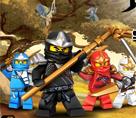 Lego Ninjalar Yılan Saldırısı