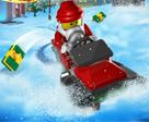 Lego Şehri Hediyeleri Toplama