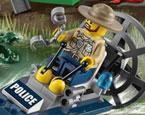 Lego Nehir Kovalamacası