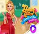 Liseli Rapunzel Değişimi