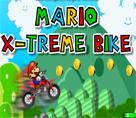 Mario Motorsiklet Sürüyor