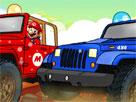 Mario ve Sonic Araba Yarışı