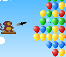Maymun Balon Patlatma