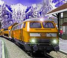Metro Tren Simülatörü 3d