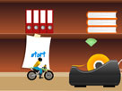 Mikro Motorsiklet Oyunu