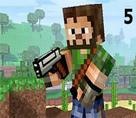 Minecraft FPS 5 3d
