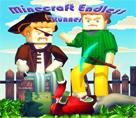 Minecraft Koşma 3d