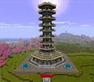 Minecraft Kule Savunma