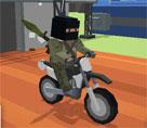 Minecraft Motor Yarışı
