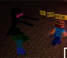 Minecraft Tünelden Kaçış 3d