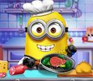 Minion Gerçek Yemek Yapımı