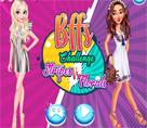 Moana ve Elsa Moda Tercihleri