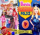Moda Polisi Barbie