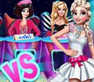 Elsa ve Anna Moda Savaşı