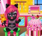 Monster High Kedi Bebekler
