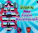 Monster High Yatak Odası