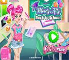 Moody Ally Okulu Başlıyor