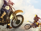 Motocross Toprak Yarışı