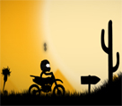 Motorcu Çöp Adam