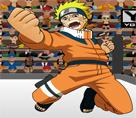 Naruto Boks Turnuvası