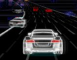 Neon Arabayla Yarış 2