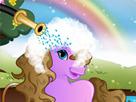 Neşeli Pony Bakımda