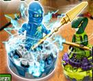 Ninja Dönerek Dövüş