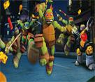 Ninja Kaplumbağalar Meyve Kesme