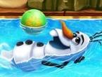 Olaf'la Havuz Keyfi