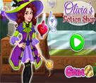 Olivia İksir Dükkanı