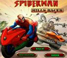 Örümcek Adam Motor Yarışı