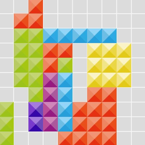 Tetroid Tetris