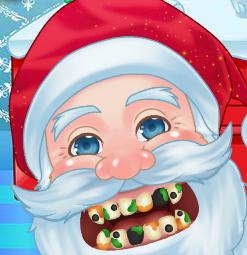Noel Baba Diş Tedavisi