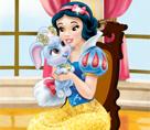 Pamuk Prenses Evcil Hayvan Bakımı