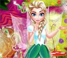 Peri Elsa Oda Dekorasyonu