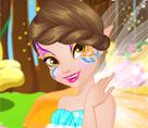 Peri Prenses Makyajı