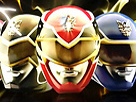 Power Rangers Megaforce: Zord Rush
