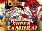 Power Rangers Süper Samurai