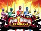 Power Rangers Samuray 3