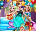 Prenses Anna Doğum Günü Partisi