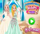 Prenses Kızlar Düğün Gezisi
