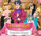 Prenses Okulunda Mezuniyet Balosu