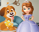 Prenses Sofia Köpek Bakımı